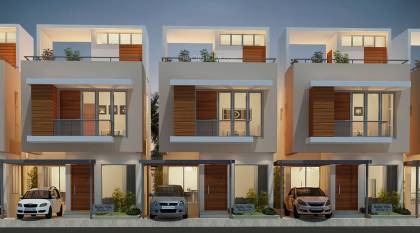 Images for Elevation of Headway Fortune Residency Villa