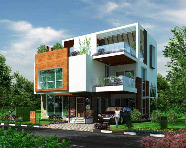Images for Elevation of VRR Golden Enclave