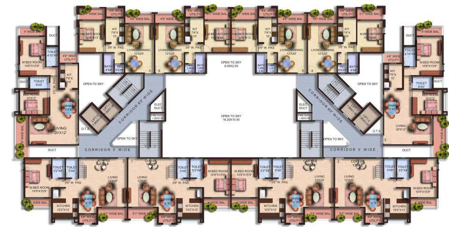royal arc natures temple homes by royal arc infra in mulki 6 23
