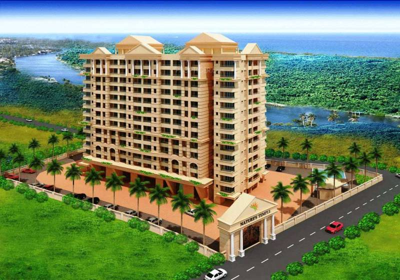 Images for Elevation of Royal Arc Natures Temple Homes
