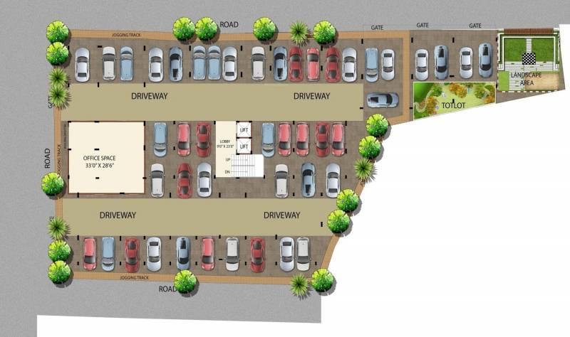 Images for Cluster Plan of Gunina Linda