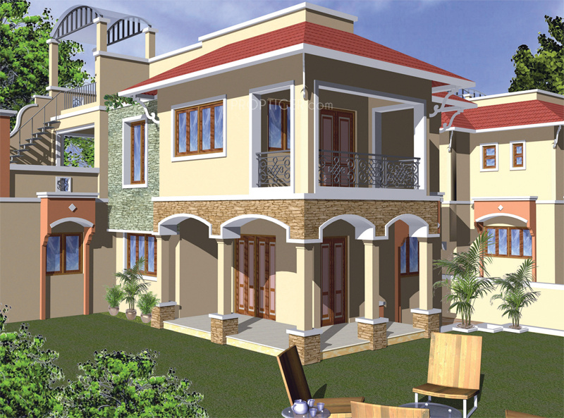 Images for Elevation of Gopi Vraj Gopi Ville 2