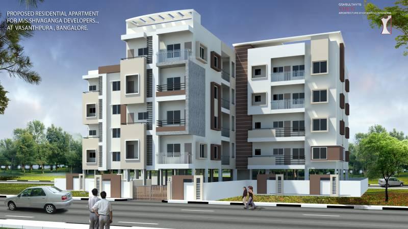 Images for Elevation of Shivaganga Harmony