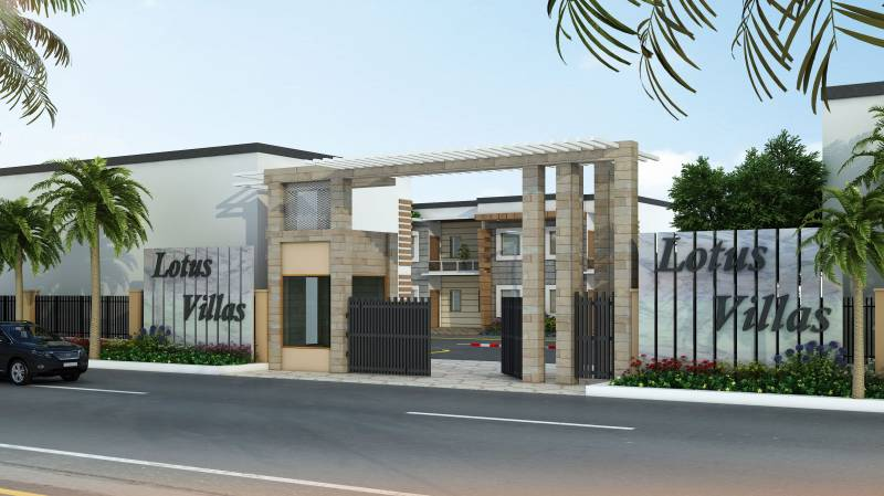 Images for Elevation of Renowned Lotus Villas