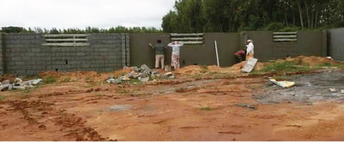1500 sq ft plot for sale in spa eco city sarjapur bangalore - Salon eco construction ...