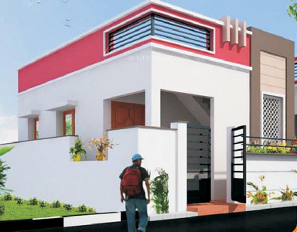 795 sq ft 2 bhk 2t villa for sale in guhan ashta mangalaa villas ponneri chennai - Compact homes chennai ...