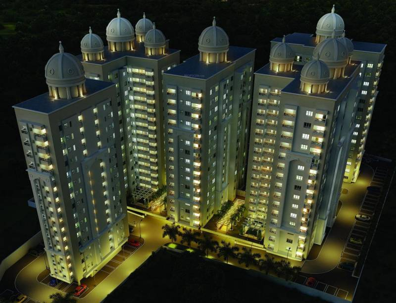 Images for Elevation of Mandavi Prince Palace