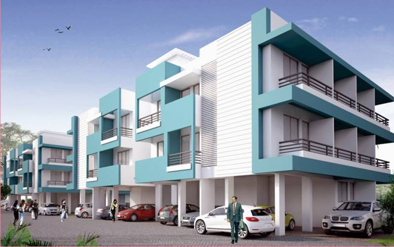Images for Elevation of Sai Saptashrungi Apartment