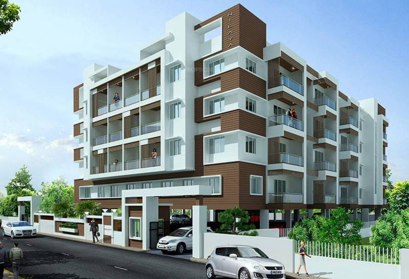 Images for Elevation of Khain Nilaya Premium