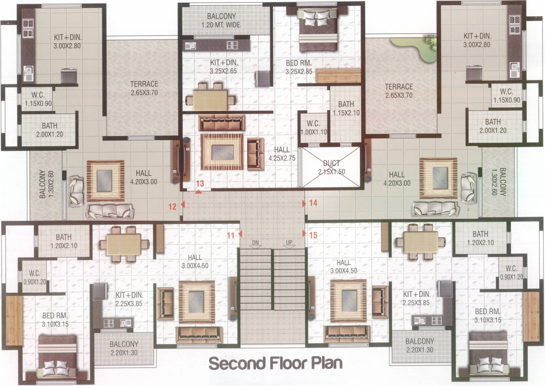 100 floor plans 3000 sq ft 1600 to 1799 sq ft for 3000 sq ft apartment floor plan