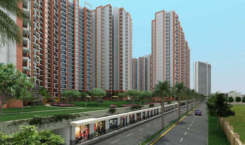 Images for Elevation of Amrapali Enchante