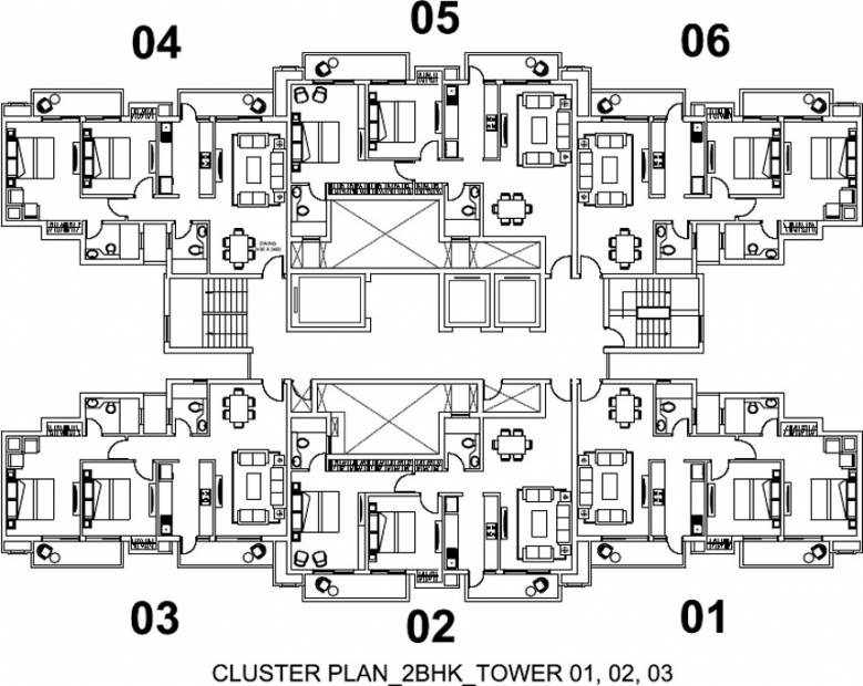 parkway Images for Cluster Plan of Ace Parkway