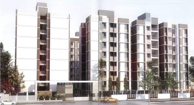 Images for Elevation of Ashirwad Avenue