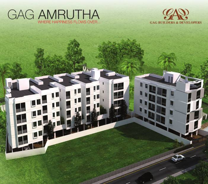 Images for Elevation of GAG Builders and Developers Amrutha