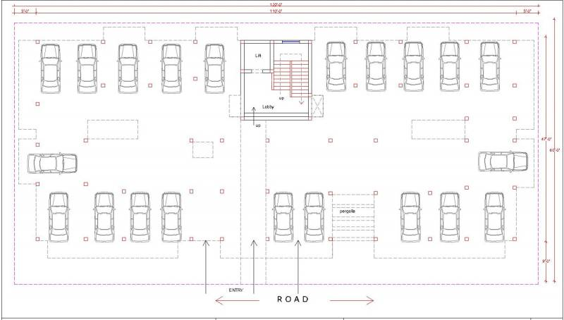 Images for Cluster Plan of A1 Akshaya Homes
