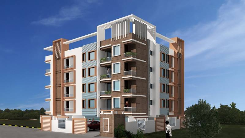 enclave Images for Elevation of Ridhiraj Enclave
