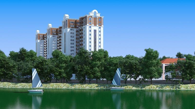 Images for Elevation of Gopalan Lake Front