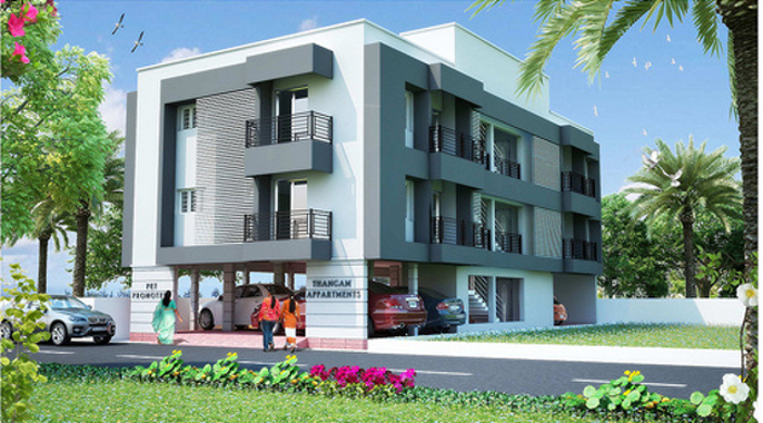 Images for Elevation of PET Thangam Flats