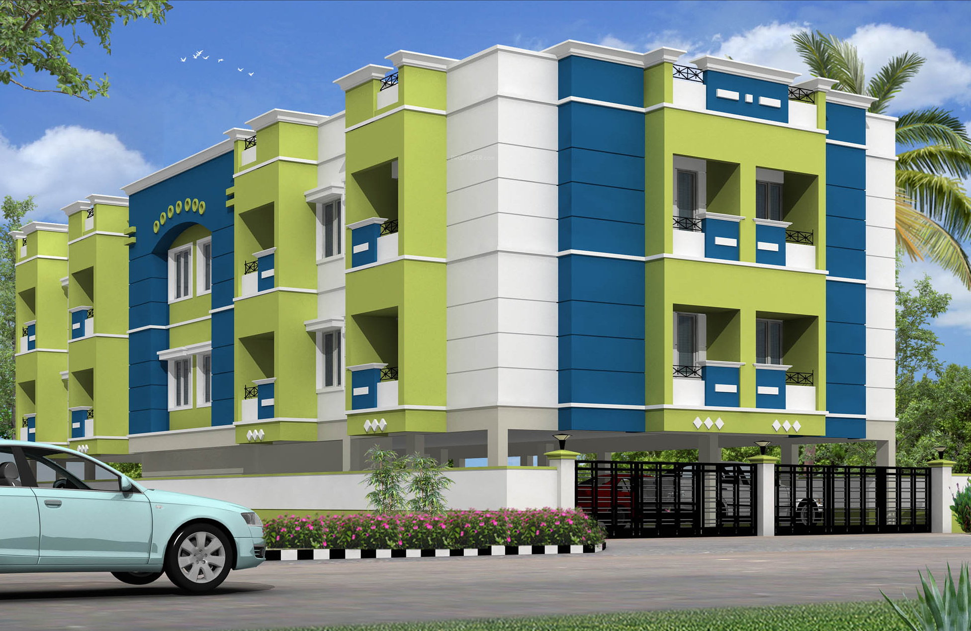 GK Properties Aditi For Sale At