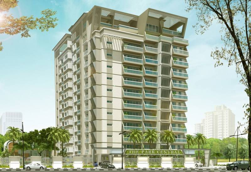 Images for Elevation of Ridhiraj The Park Central
