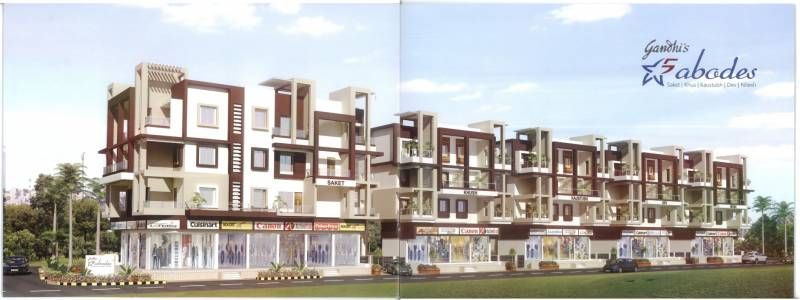 Images for Elevation of Gandhi 5 Star Abodes