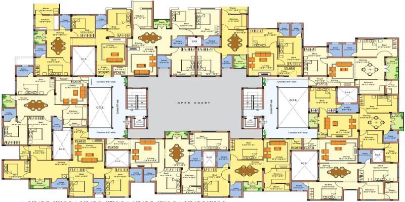 Images for Cluster Plan of  Platinum