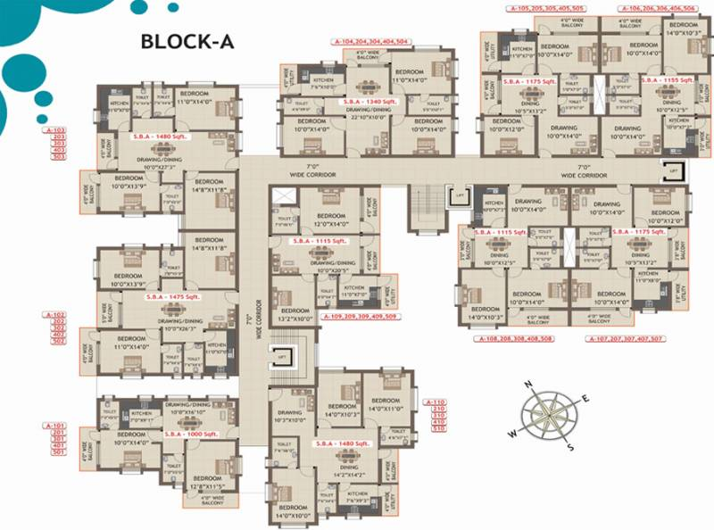 Images for Cluster Plan of Khushi Harmony