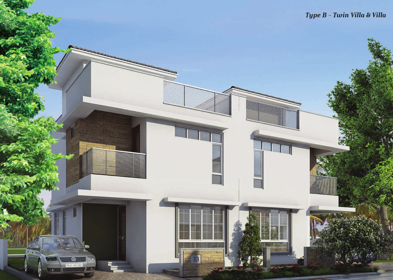 Tvs Emerald Green Hills Perungalathur Villa Price