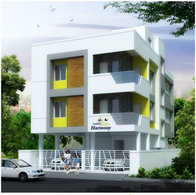 Images for Elevation of Haddy Homes Harmony