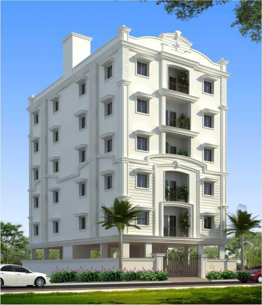 Images for Elevation of Siddhi Sri Developers Sweta Residency