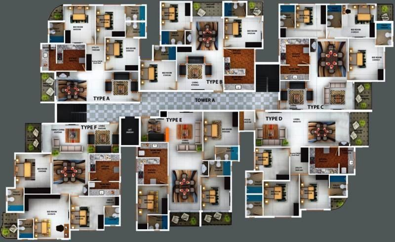 Images for Cluster Plan of Samson Angel Woods