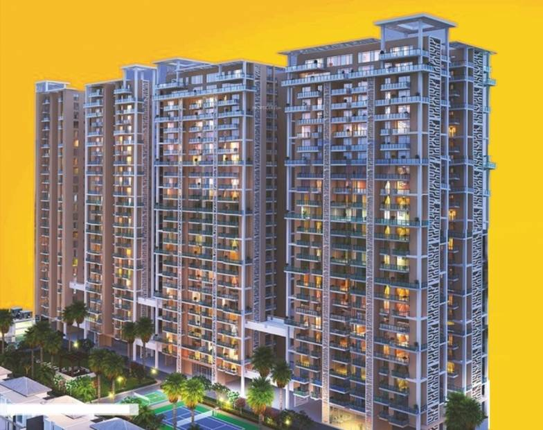 Images for Elevation of Sikka Kimaantra Greens Apartment