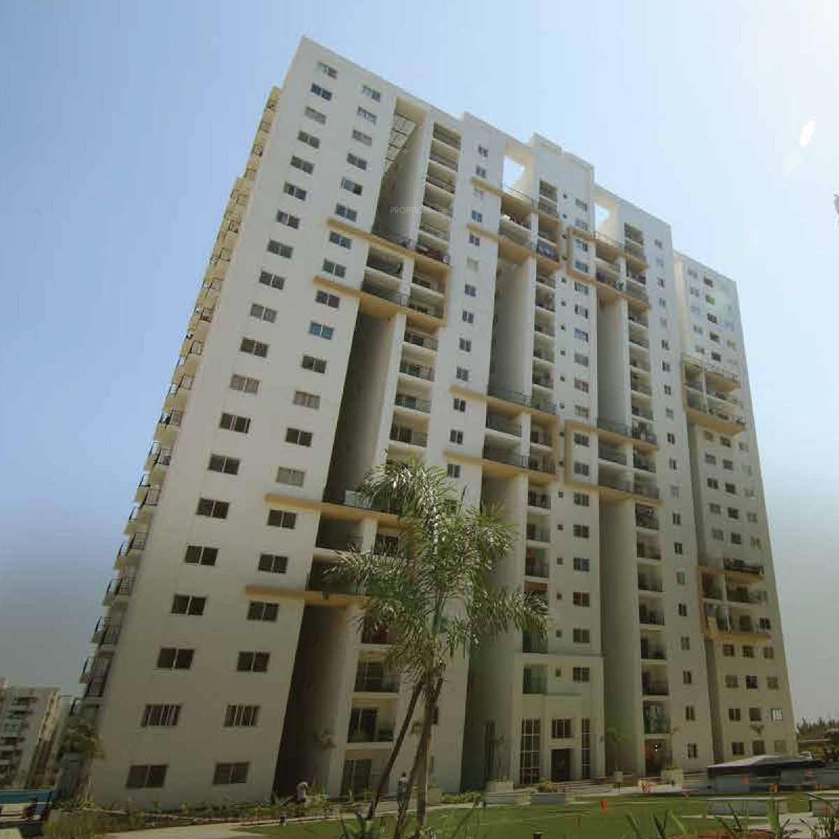 1180 sq ft 2 BHK 2T Apartment for Sale in PBEL Pearl At City