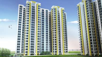 Images for Elevation of Panchsheel Premium 24