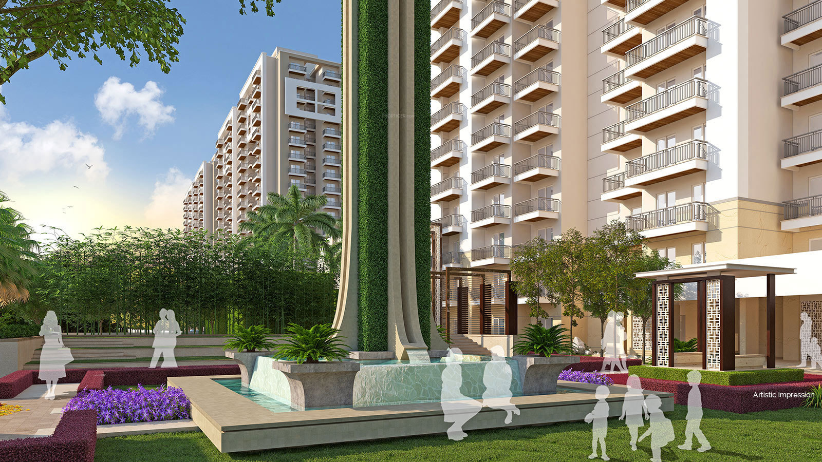 Ashiana mulberry in sector 2 sohna gurgaon upcoming for Mullberry home