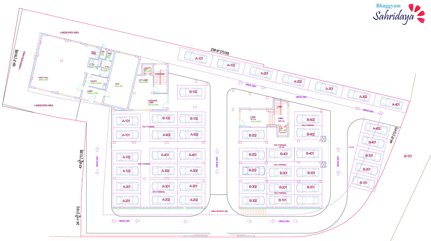 2478 Sq Ft 3 Bhk 3t Apartment For Sale In Bhaggyam Sahridaya Yam Wiring Diagram Sahridayaneighbourhood