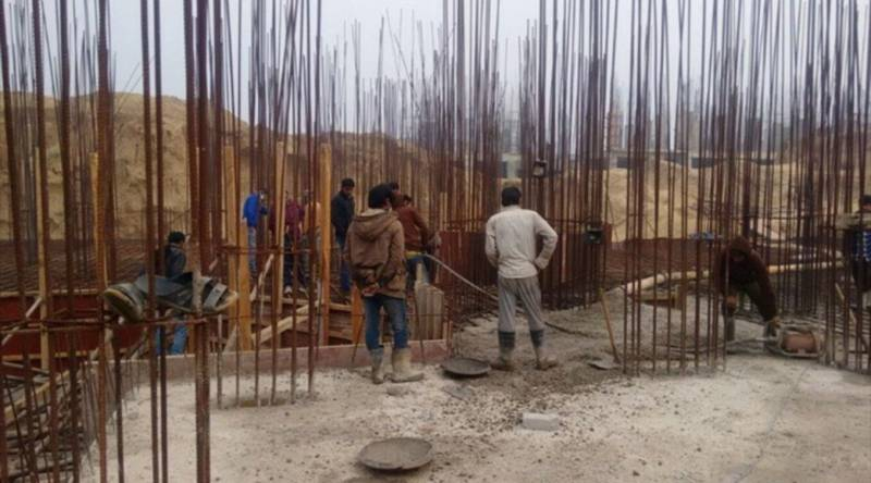 Images for Construction Status of Sikka Kirat Greens