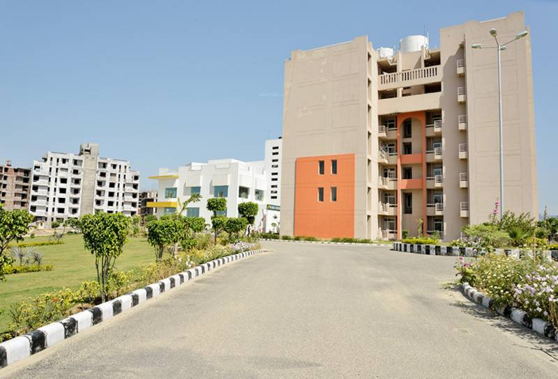 Images for Elevation of Hero Haridwar Greens Apartments