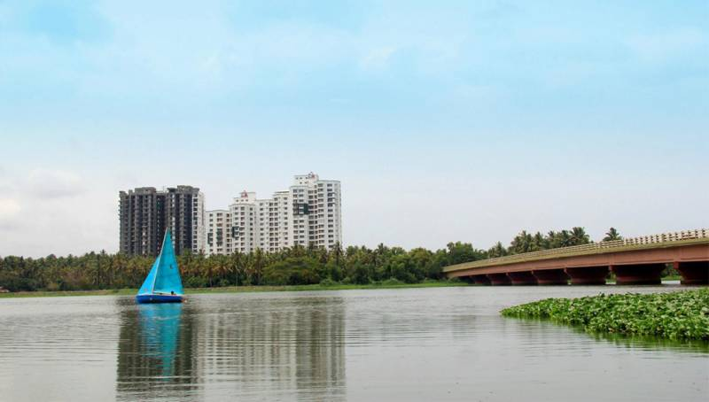 Images for Elevation of Artech Lake View