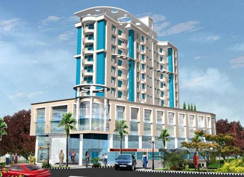 sree-dhanya-homes apex Elevation