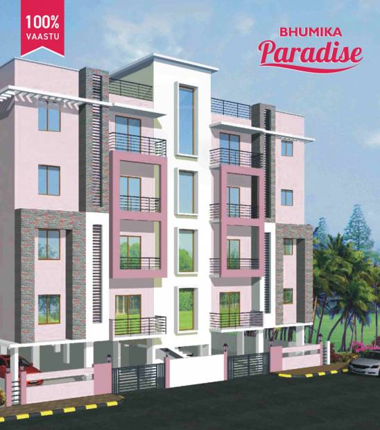 Images for Elevation of Bhumika Paradise
