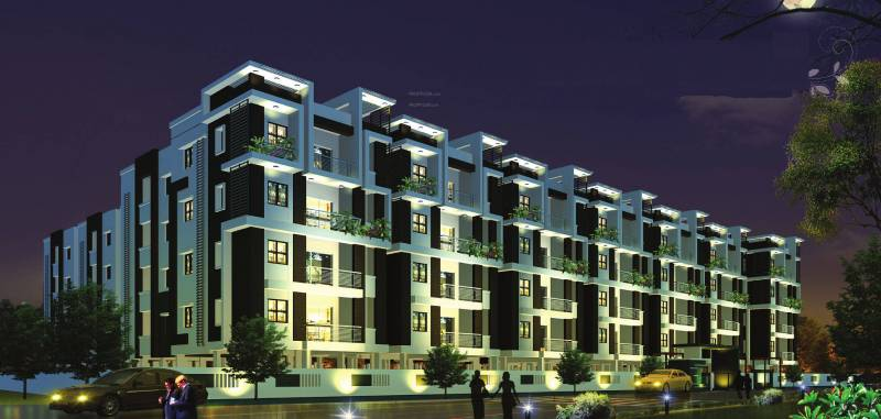aakruti Images for Elevation of CBR Aakruti