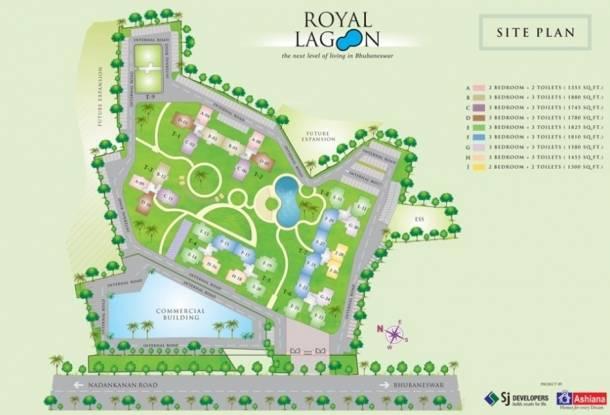 the-royal-lagoon Images for Layout Plan of Sj The Royal Lagoon