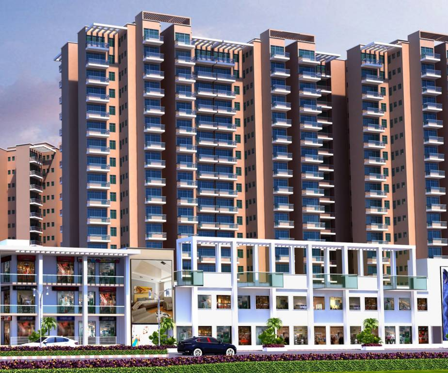 Front Elevation Of House In Gurgaon : Pyramid urban homes in sector a gurgaon price