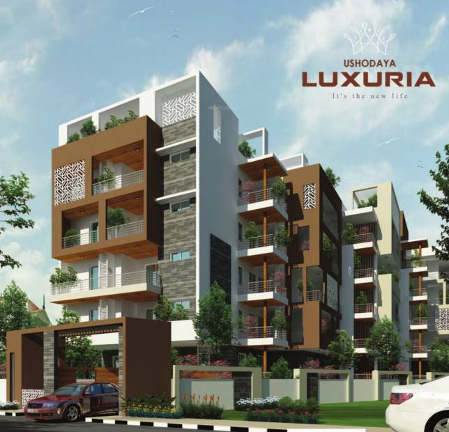 Images for Elevation of Ushodaya Luxuria