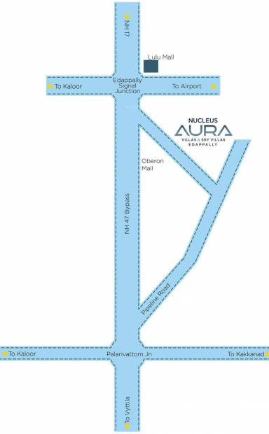 Images for Location Plan of Nucleus Aura Villa
