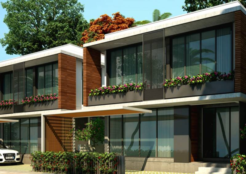 Images for Elevation of Nucleus Aura Villa