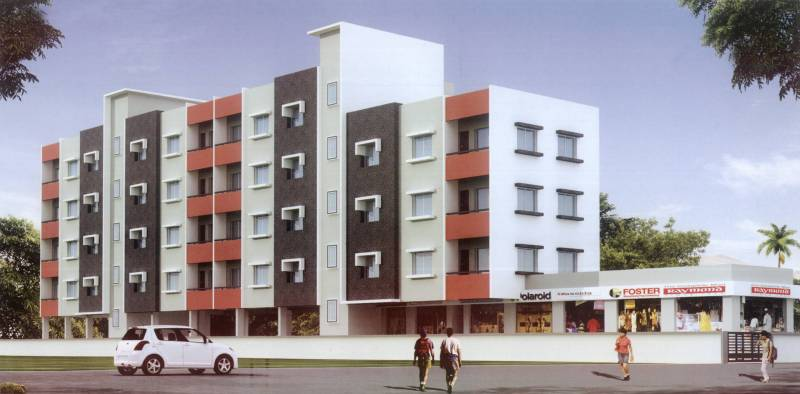 Images for Elevation of Vasturang Enclave