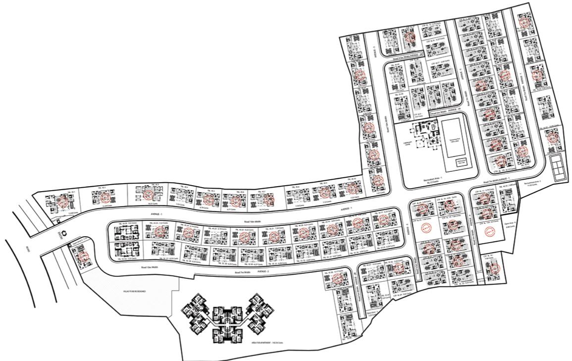 nest the world villas in kalamassery  kochi