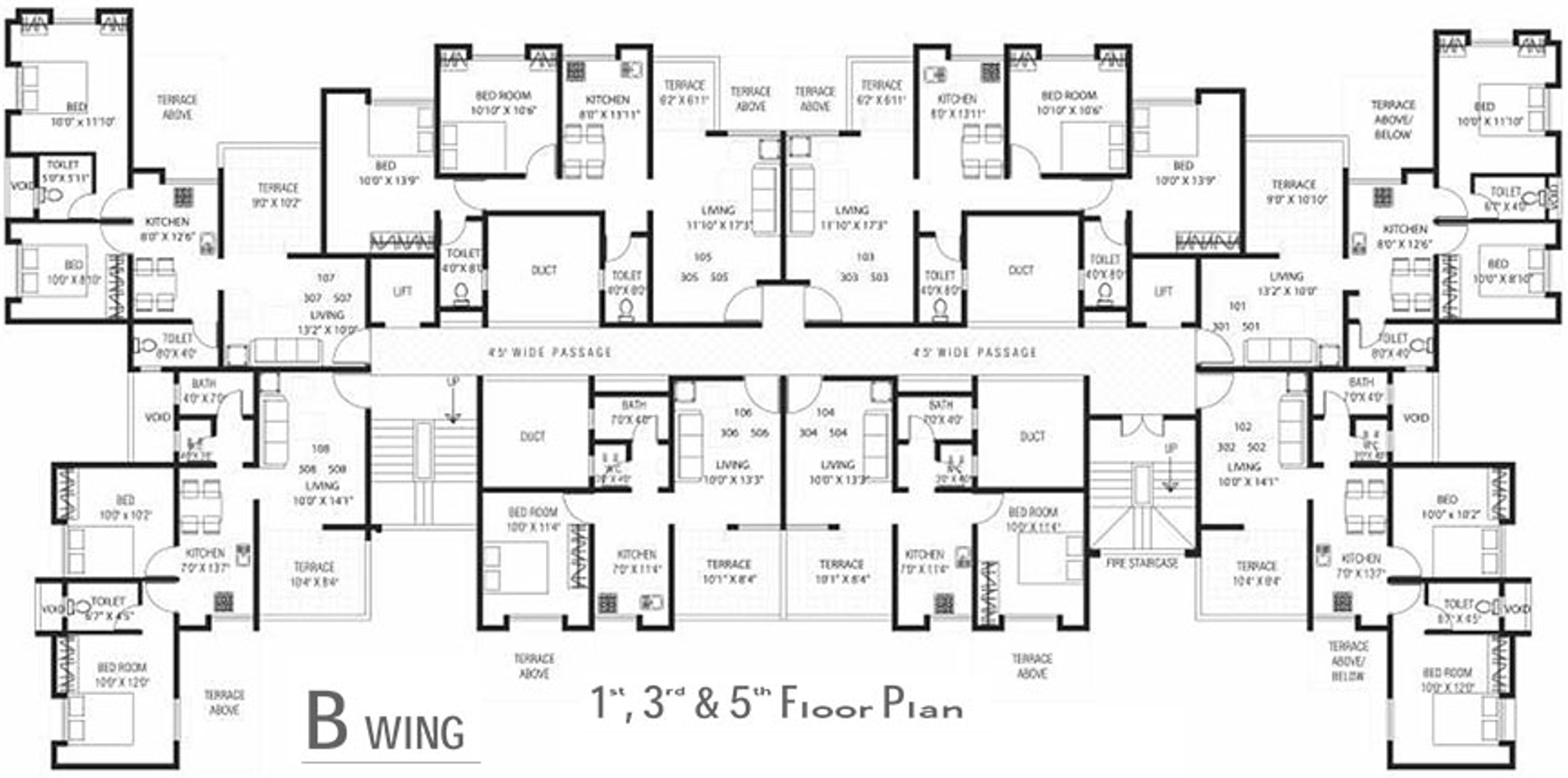 Neeta Homes Floor Plans Home Plan - Cluster home floor plans